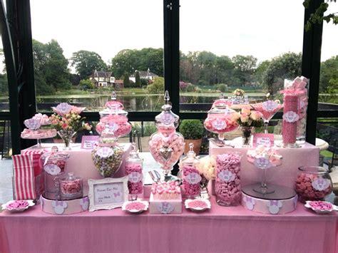 candy buffet pink minnie mouse candy buffet pinterest