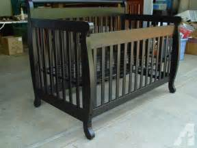 Wooden Crib For Sale Solid Wood Baby Bed Crib For Sale In Dahlonega