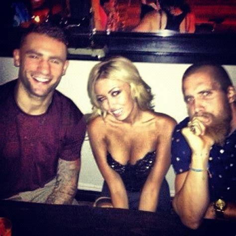 paulina gretzky tattoo new gretzky instagram photos sportsgrid