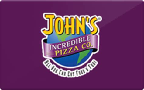 Bertucci S Gift Card Balance - john s incredible pizza gift card check your balance online raise com