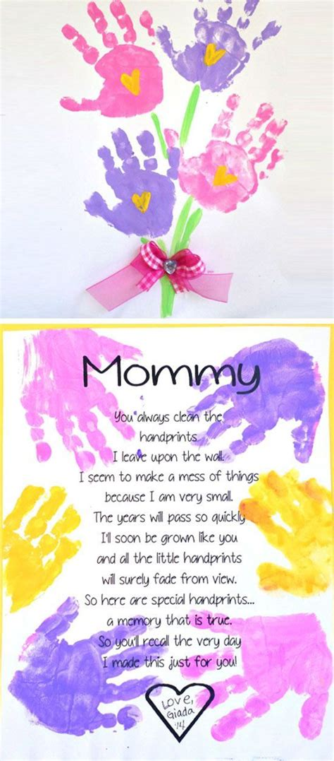 crafts for toddlers to make as gifts 25 unique mothers day crafts ideas on arts