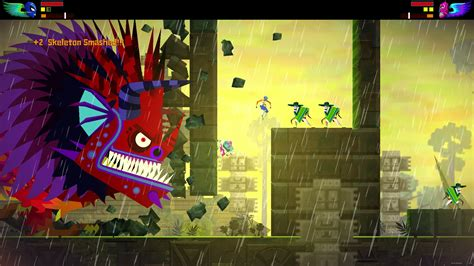 design wii game guacamelee super turbo chionship edition wii u eshop