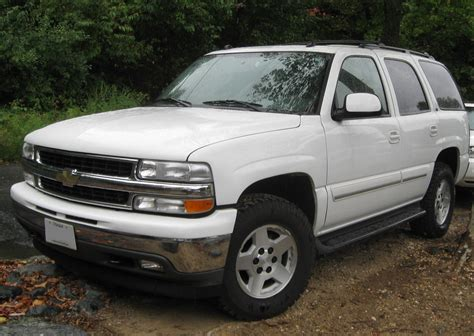 how does cars work 2000 chevrolet tahoe security system file chevrolet tahoe 09 26 2009 jpg wikimedia commons
