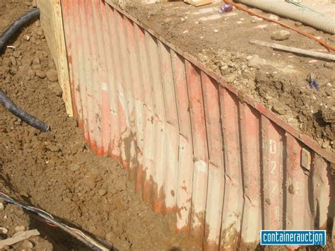 buried containers  poor bunkers  prepared page