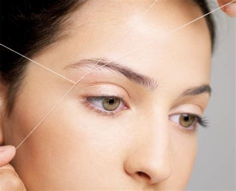 Reasons To Thread Your Eyebrows by 17 Best Images About Threading On Eyebrows