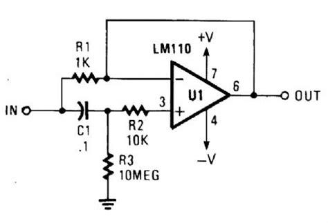 simulated inductor index 17 sensor circuit circuit diagram seekic