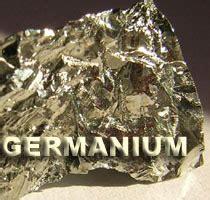 germanium element properties metal carbon group group