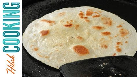 Tortilla Kecil 19 Cm Isi 20 tortilla recipe how to make flour tortillas hilah cooking ep 20