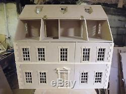 scale dolls house dalton  room house ft wide kit  dhd