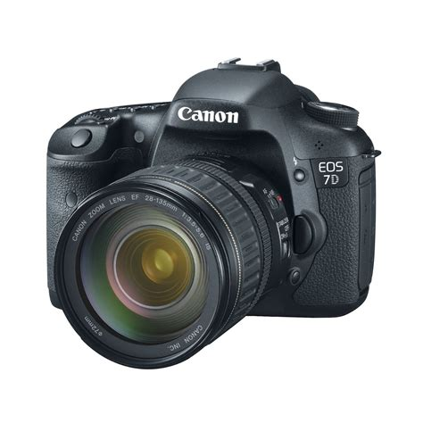 canon 7d slr canon eos 7d 18 mp cmos digital slr the tech journal