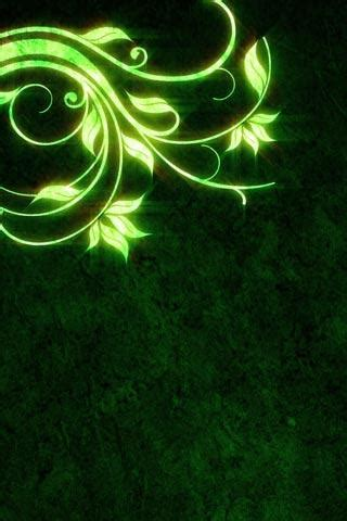 green vine wallpaper watch a vibrant vine grow on your home screen with green