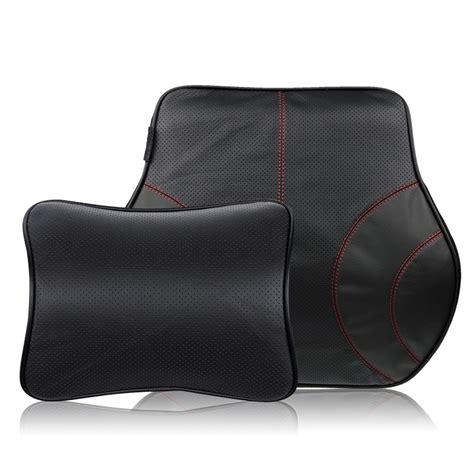 Lumbar Pillows For Car by Car Covers Car Pillow Lumbar Back Support Cushion Genuine