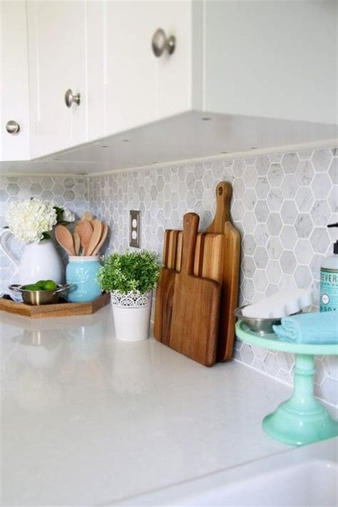 Kitchen Countertop Decorative Accessories by 25 Best Ideas About White Kitchen Decor On
