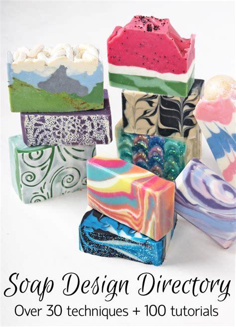 Handmade Soap Designs - cold process soap design directory soap
