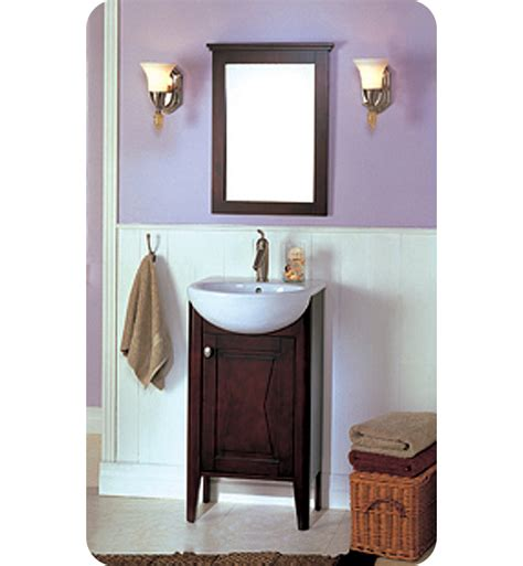 bathroom vanity sink combo fairmont designs 104 v20 bowtie 20 quot modern bathroom vanity