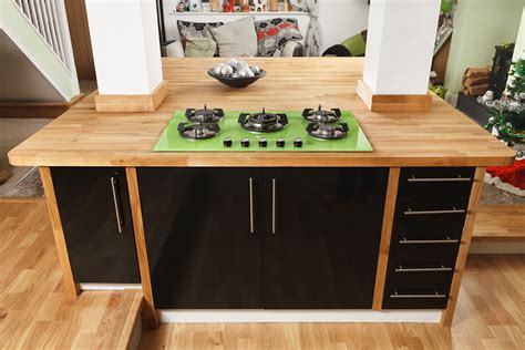 kitchen island worktop oak worktop gallery