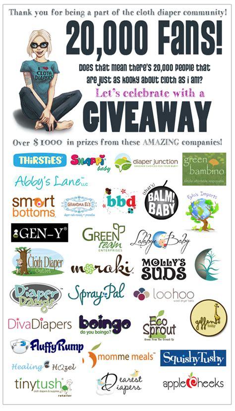 Cloth Diaper Giveaways - cloth diaper geek s 20k giveaway 1000 in prizes 5 31 u s canada