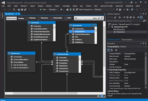 download themes visual studio 2012 sql server data tools business intelligence for visual