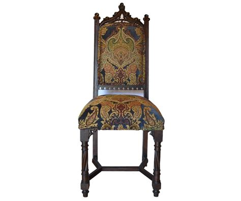 antique dining room chairs for sale antique gothic style dining table with eight chairs with