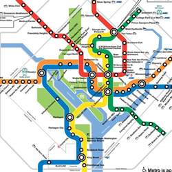 Metro Dc Map by Metro Washington Map Washington Dc Map