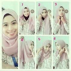 ika siti kholifah tutorial hijab