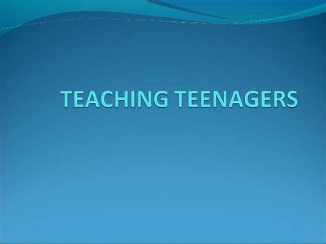 Lvl Rona Pantskirt Abu teaching across age level teenagers