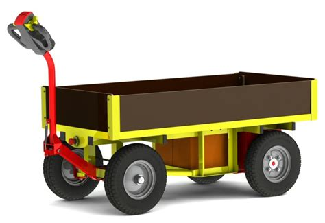 Garden Trucking by Wheelbarrows Large And Small Trolleys And Carts For