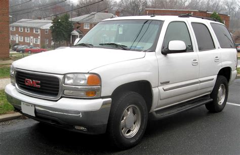 how to work on cars 2000 gmc yukon xl 2500 on board diagnostic system 2000 gmc yukon gmt800 pictures information and specs auto database com