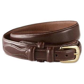 leather belt for sedgwick bridle leather ranger belt