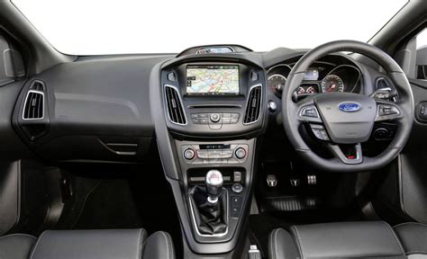 ford st interior 2015 ford focus st detailed in fresh new photos forcegt