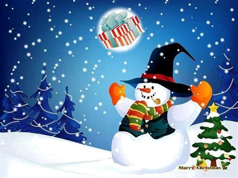 wallpaper christmas cartoon christmas wallpaper desktop animated wallpapers9