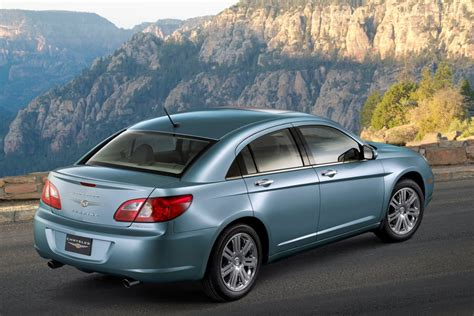 chrysler sebring reviews 2009 2009 chrysler sebring reviews specs and prices cars