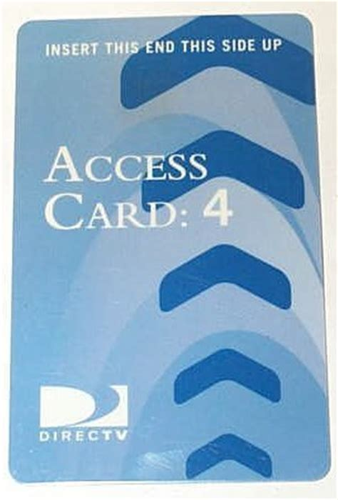 Direct Tv Gift Card - directv access card
