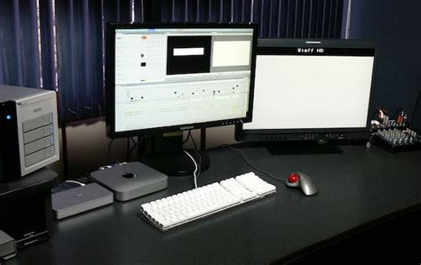 tr editpro soundeditor soundtower software software mac mini for pro video editing a field report from