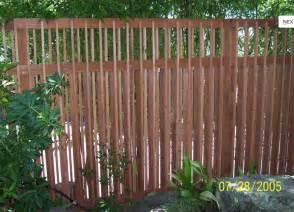Vertical Garden On Fence Fence Ideas Horizontal And Vertical Slats Neighborhood