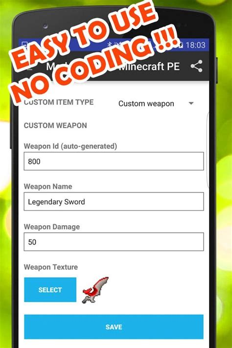 mod maker for minecraft pe android apps on google play mod maker for minecraft pe android apps on google play