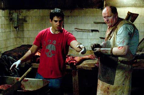 Hostel Film Quentin Tarantino | eli roth e quentin tarantino un amore cos 236 splatter