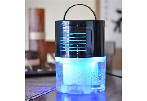 uv light and water air purifier revitalizer sharper image