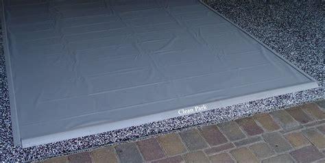 garage rugs clean park heavy duty garage mat the green