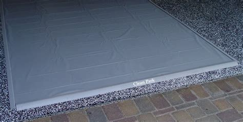 Clean Park Heavy Duty Garage Mat   The Green Head