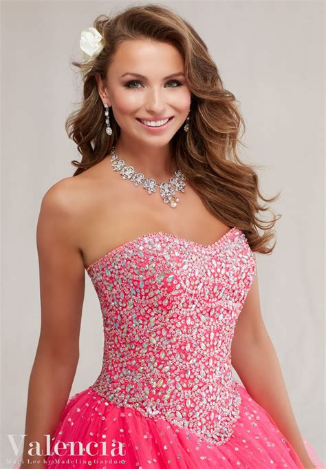 Valencia Dress Bd 28 best pink quinceanera dresses images on