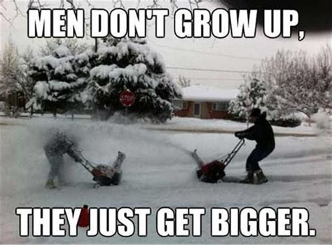 Funny Snow Meme - a funny snow pictures men jokes dump a day