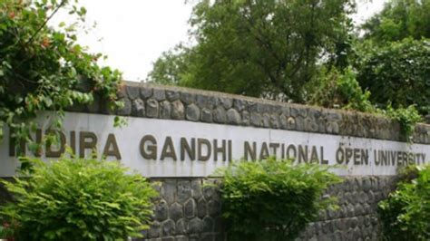 Ignou Ahmedabad Mba by Top Distance Education Universities In India Edunuts Edge