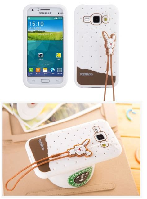 Samsung Galaxy J7 2016 3d Line Brown Soft Casing Tpu Lucu samsung galaxy j1 j2 j3 j5 j7 prime a8 a9 a7 a5 a3 2016