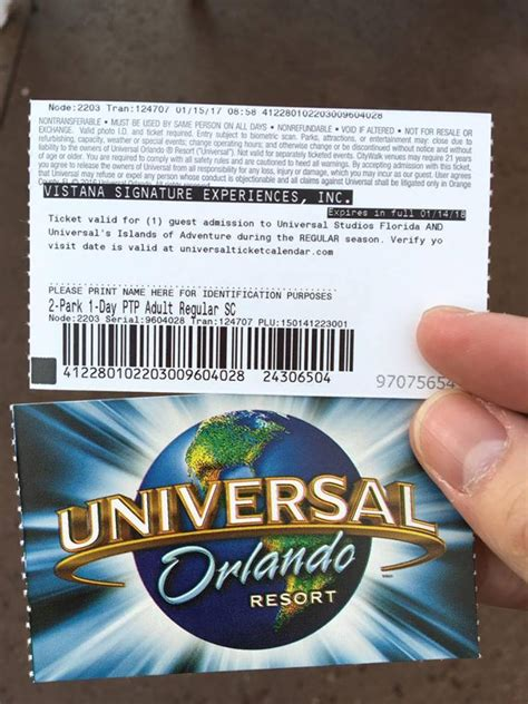 printable tickets universal studios orlando trip review universal studios orlando harry potter