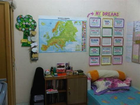 desain dinding kamar menggunakan barang bekas berbagai macam tutorial membuat hiasan dinding untuk kamar