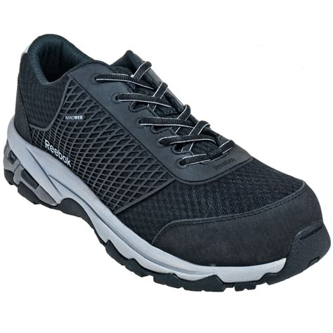 composite toe athletic shoes reebok rb4625 composite toe esd athletic work s shoes