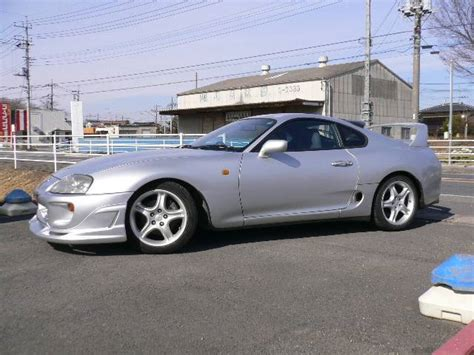 Toyota Supra Sz Specs Featured 1995 Toyota Supra At J Spec Imports