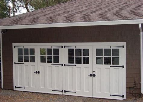 Garage Door Keeps Reopening These Are Great Looking Garage Doors However They Swing Open Instead Of Opening With An