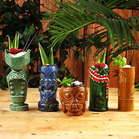 tiki cocktailbecher hawaii tiki bar storeamore